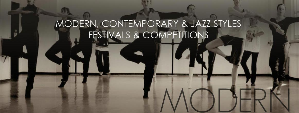 modern contemporary jazz dance lessons