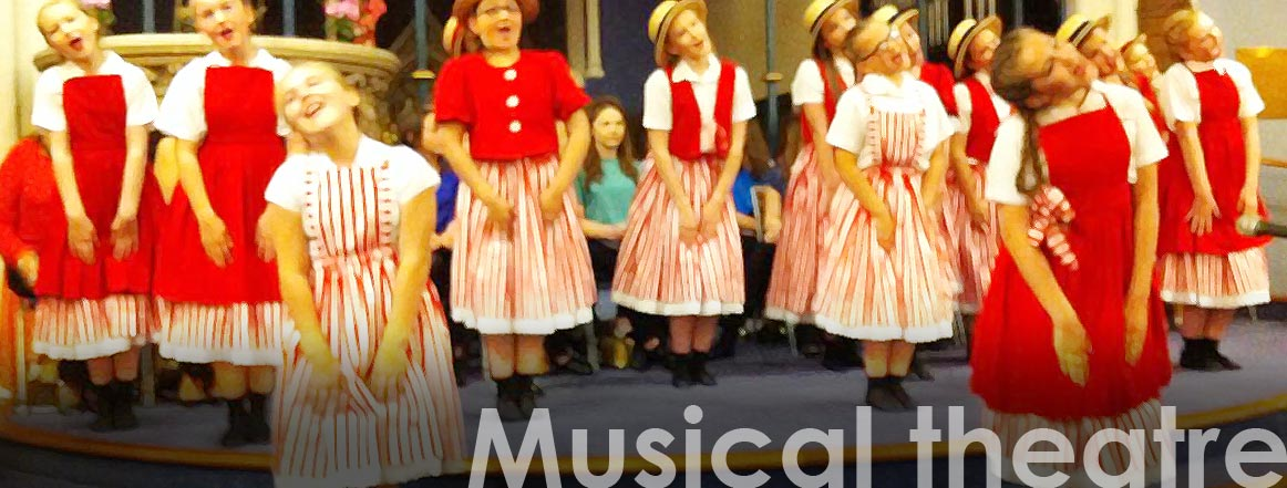 Musical theatre vocal training coaching stage craft